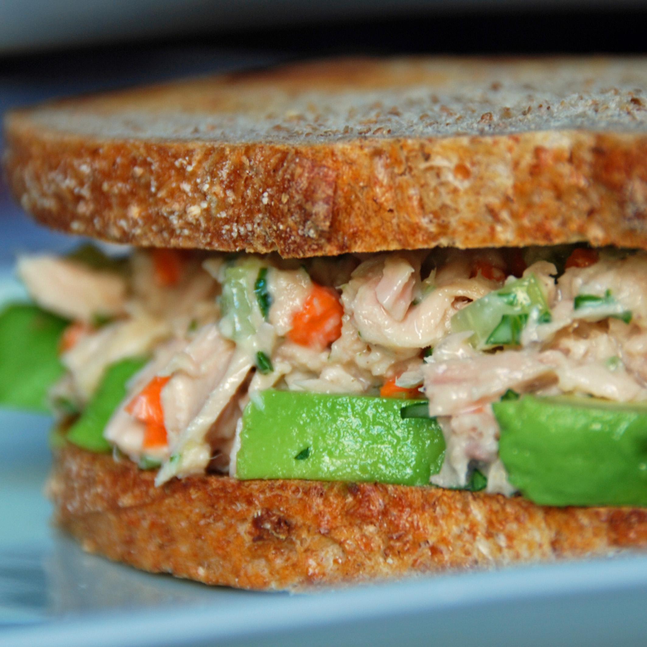Tuna fish sandwich for Best tuna fish sandwich