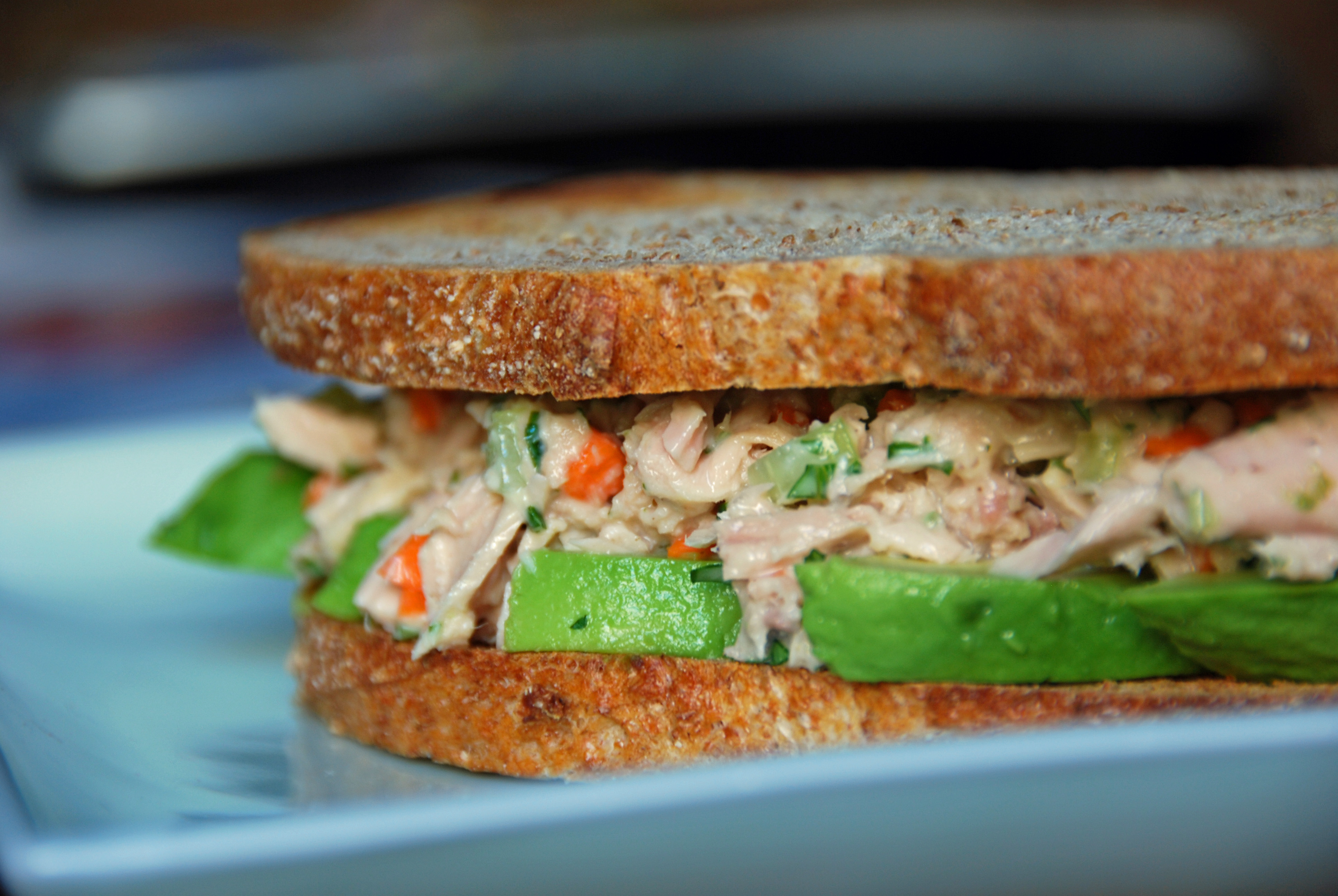 301 moved permanently for Tuna fish sandwich